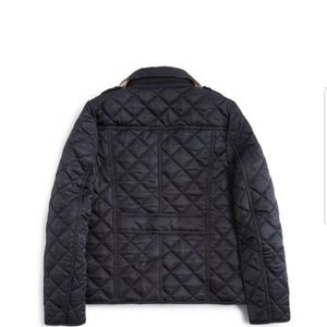 Burberry Jackets & Coats - Burberry girls  jacket diamond quilted